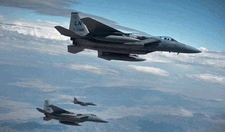 Авиация Великобритании нанесла авиаудары по террористам в Ираке