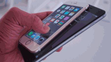 В Украине стартуют официальные продажи iPhone 6