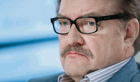 Журналист Евгений Киселев депортирован из Украины