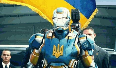 «Киборги» в донецком аэропорту вывесили флаг Украины ВИДЕО