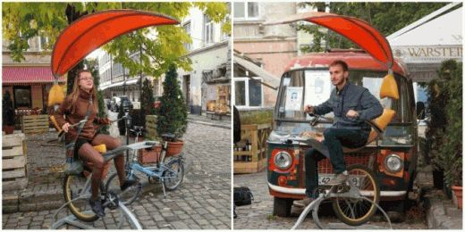 Во Львове теперь можно бесплатно зарядить мобильный телефон прямо на улице
