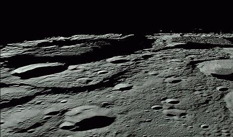 На Луне обнаружили вулканический пепел