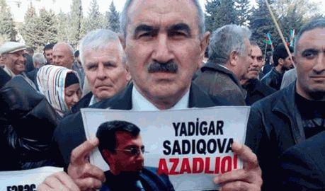 В столице Азербайджана прошел митинг с требованием вступления в ЕС