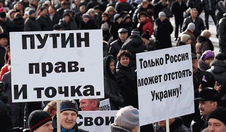 Почему холодильник не может победить телевизор? Рейтингу Путина 89% посвящается.