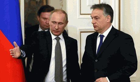 Возможно Путин пообещал часть Украины венгерскому премьеру Gazeta Wyborcza