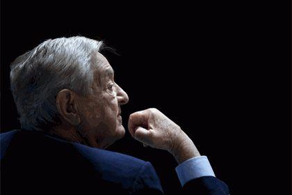 """""""Европейский союз должен сохранить себя, путем сохранения Украины"""", — Джордж Сорос."""