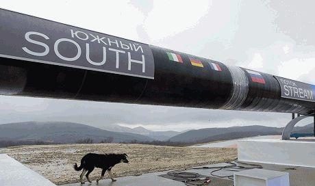 """Путин просит Европу разблокировать """"Южный Поток"""""""