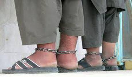 Торговля украинскими рабами в России