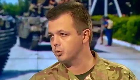 Семен Семенченко: Оккупационные войска РФ могут ударить на Бердянск