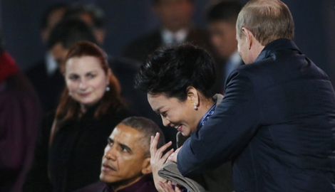 Путин опозорился в Китае, нарушив правила этикета