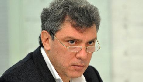 Немцов: Путин хочет войны с Украиной
