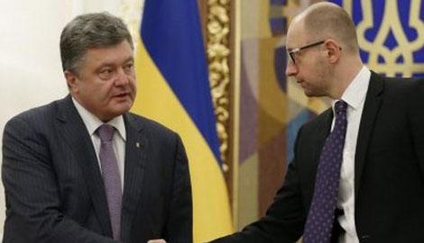 Жить по-новому: Порошенко видит на посту министра МВД Виктора Балогу