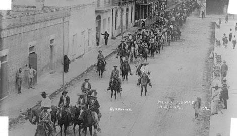 Мексиканская революция 1910-1917 годов и украинские аналогии