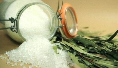 Из-за Украины в России наблюдается дефицит пищевой соли