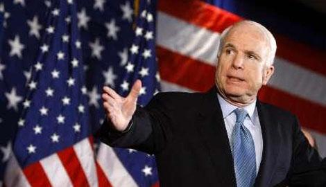 Джон Маккейн: История будет судить Барака Обаму как того, кто ответственен за бессмысленную гибель невинных украинцев