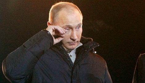 Путин обиделся на критику в свою сторону и может покинуть саммит G-20 досрочно