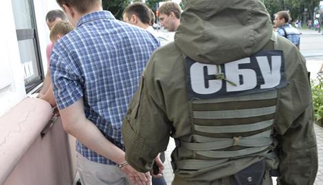 """СБУ обезвредило российского неонациста, которому поставили задачу уничтожить руководство полка """"Азов"""""""