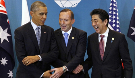 США, Япония и Австралия – новый альянс в борьбе против агрессии РФ