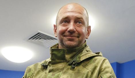 Командир батальона «Айдар» рассказал все, что думает о Семене Семенченко