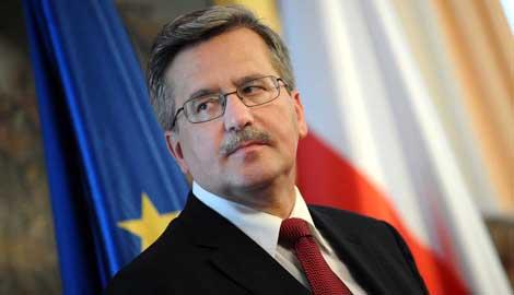 Бронислав Комаровский: Вышеградская группа должна быть более вовлечена в дела Украины