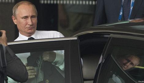 Что означает для Украины «побег» Путина с саммита G20