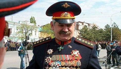 Террорист Козицын, сдал псковских и рязанских десантников