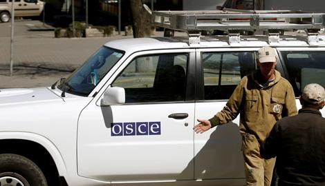 Россия заявила, что будет увеличивать количество своих представителей в ОБСЕ на Донбассе