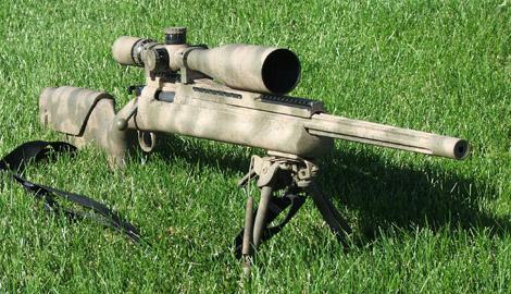 """Боевики перестали тыкать """"фак"""" и начали носить бронежилеты и каски, после того, как у украинцев появились винтовки H-S Precision"""