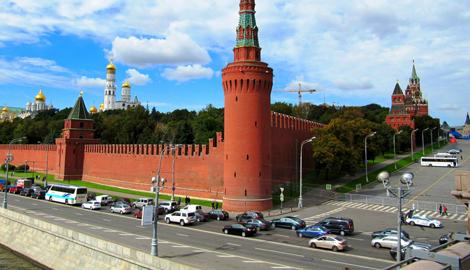 Параллельная реальность Кремля