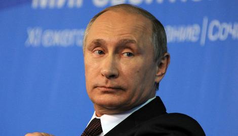 Путин продолжит воевать со всем миром