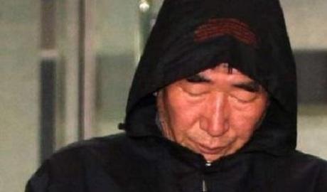 """Позорно сбежавшего капитана парома """"Севол"""" суд приговорил к 36 годам тюрьмы"""