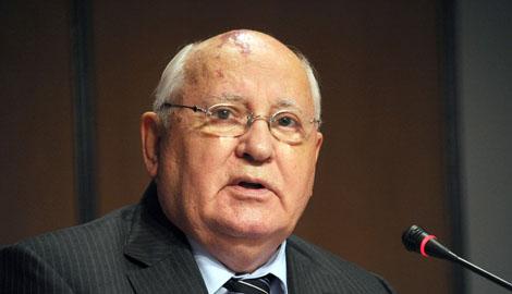 Михаил Горбачев: Путин уже Бог, или, по крайней мере, заместитель Бога – по каким вопросом, не знаю