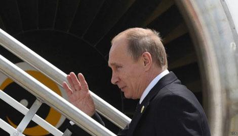 Чего добился «великий стратег» РФ в 2014 году