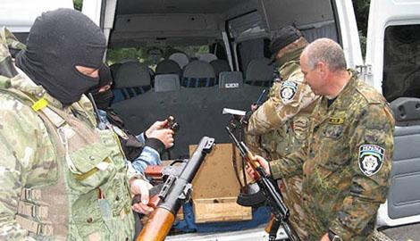 Виталий Ярема: Украина будет иметь много проблем с нелегальным оружием, после окончания АТО