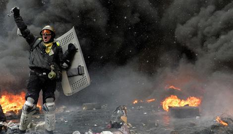 Майдан – это лучшее, что случилось в моей жизни