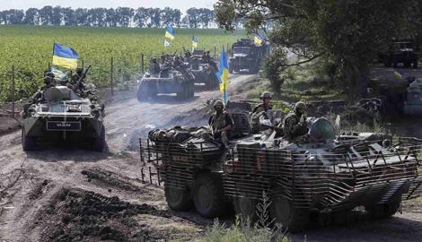 Майдан-Крым-Донбасс