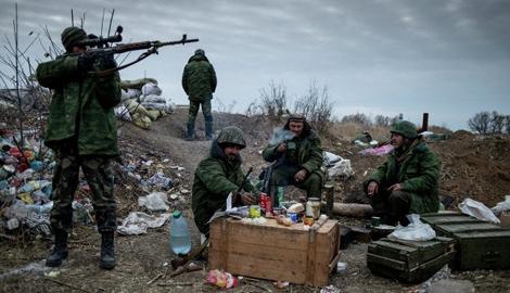 В результате значительных потерь оккупационно-террористические войска отступили