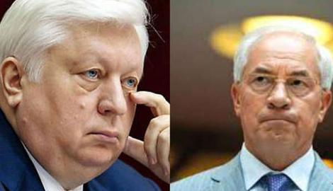 Россия начала беспокоиться о своей репутации и обдумывает возвращение Азарова и Пшонки на родину