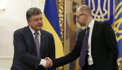 Порошенко vs Яценюк: что будет с коалицией