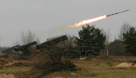 Защищая мирное население артиллерия ВСУ осуществила 30 артиллерийских ударов по позициям боевиков