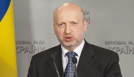 Первое заседание Верховной Рады VIII созыва открыл Александр Турчинов