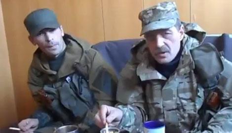 """Террорист """"Бес"""" записал видеообращение, в котором утверждает, что находиться в Полтавской области"""
