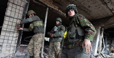 СМИ: Два киборга погибло, но Донецкий аэропорт под контролем ВСУ