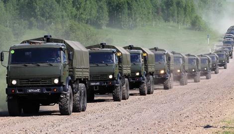 Путин перебрасывает на Донбасс даже войска из Владивостока