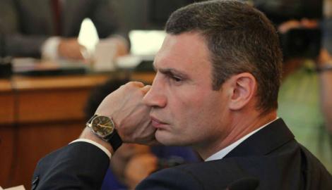 Виталий Кличко едет в Израиль перенимать опыт в организации безопасности