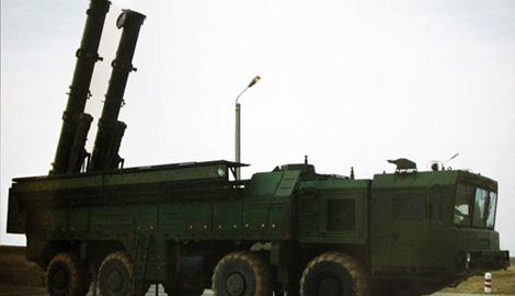 """РФ на границе с Украиной разместила ракетные комплексы """"Искандер"""", которые применяются для доставки тактического ядерного оружия"""