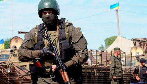 ВСУ готовится гостеприимно встретить наступающие войска РФ