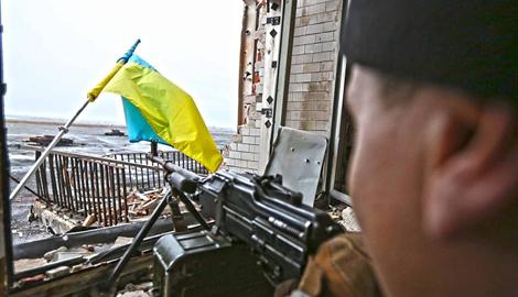 Киборги уничтожили группу морских пехотинцев РФ, — Васильева