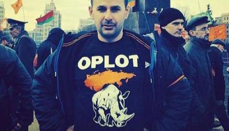 Один из сепаратистов, в эфире российского телеканала, призвал россиян воевать с Украиной