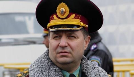 Степан Полторак уволил ряд чиновников Генштаба, которые не смогли выполнить задачи по обеспечению ВСУ